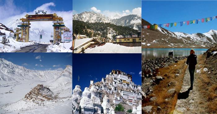 भारत में है दुनिया का दूसरा सबसे ठंडा शहर, जानिए देश के 5 सबसे ठंडे शहर कौन- कौन से हैं