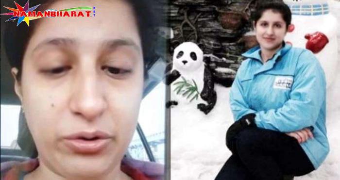 मरने से पहले लड़की ने फेसबुक पर अपलोड किया ऐसा दर्दभरा वीडियो, जिसे देख कर रो पड़ेगे आप