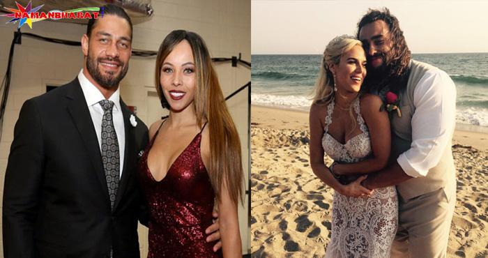 WWE के इन पांच खतरनाक रेसलर की पत्निया है बेहद खूबसूरत, जरूर देखे ये बोल्ड और खूबसूरत तस्वीरें