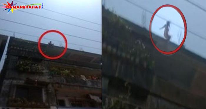 एक बार फिर मुंबई हुई शर्मसार : खुद को छेड़छाड़ से बचाने के लिए चौथी मंजिल से नाबालिक लड़की ने लगाई छलांग