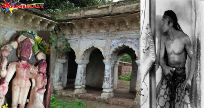भगवान के मंदिर से मूर्ती चुराने के बाद चोर के साथ कुछ ऐसा घटा की मंदिर में वापिस छोड़ आया मूर्ती और मांगी माफ़ी