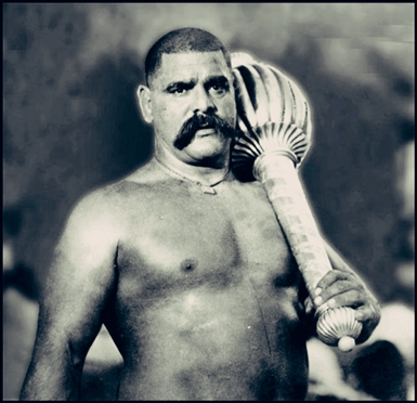 This was India's most powerful wrestler, used to lift 1200 kg weight, then used to do 3000 push-ups everyday, also followed him brusquely. Funny Jokes
