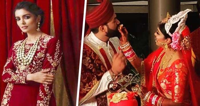 'भाग्यविधाता' की बिंदिया ने रचाई शादी